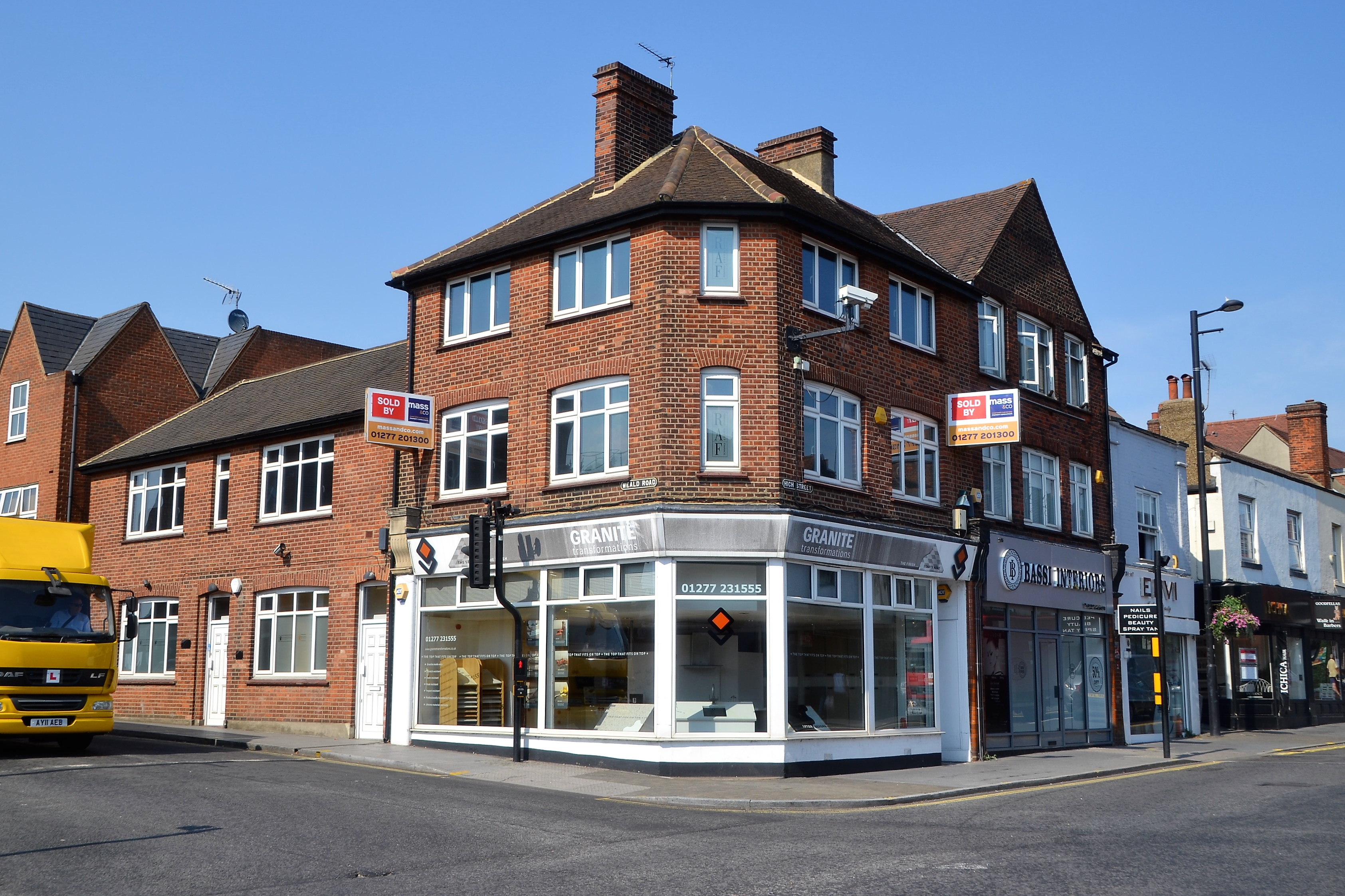 Freehold office sale in Brentwood